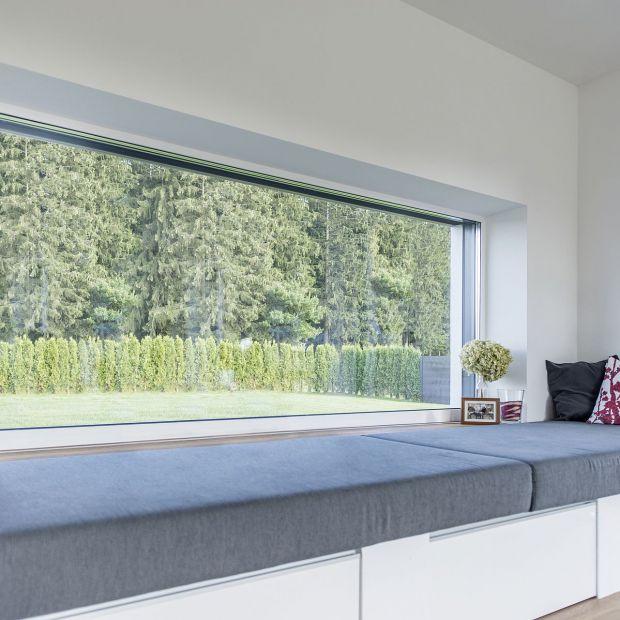 Okna PCV-aluminiowe KF 500/Internorm