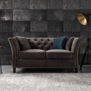 Sofa Chesterfield. Fot. Dekoria.pl