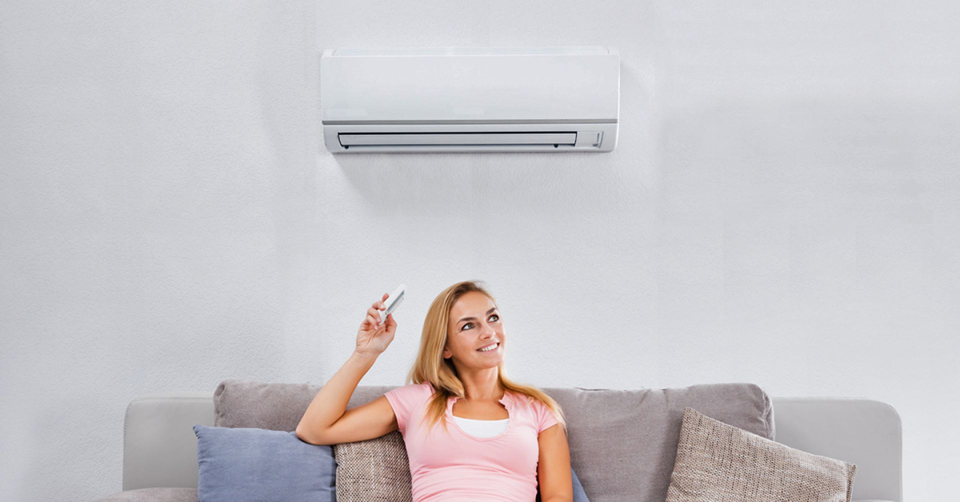 Sposób na upał w mieszkaniu - klimatyzacja. Fot. Dako