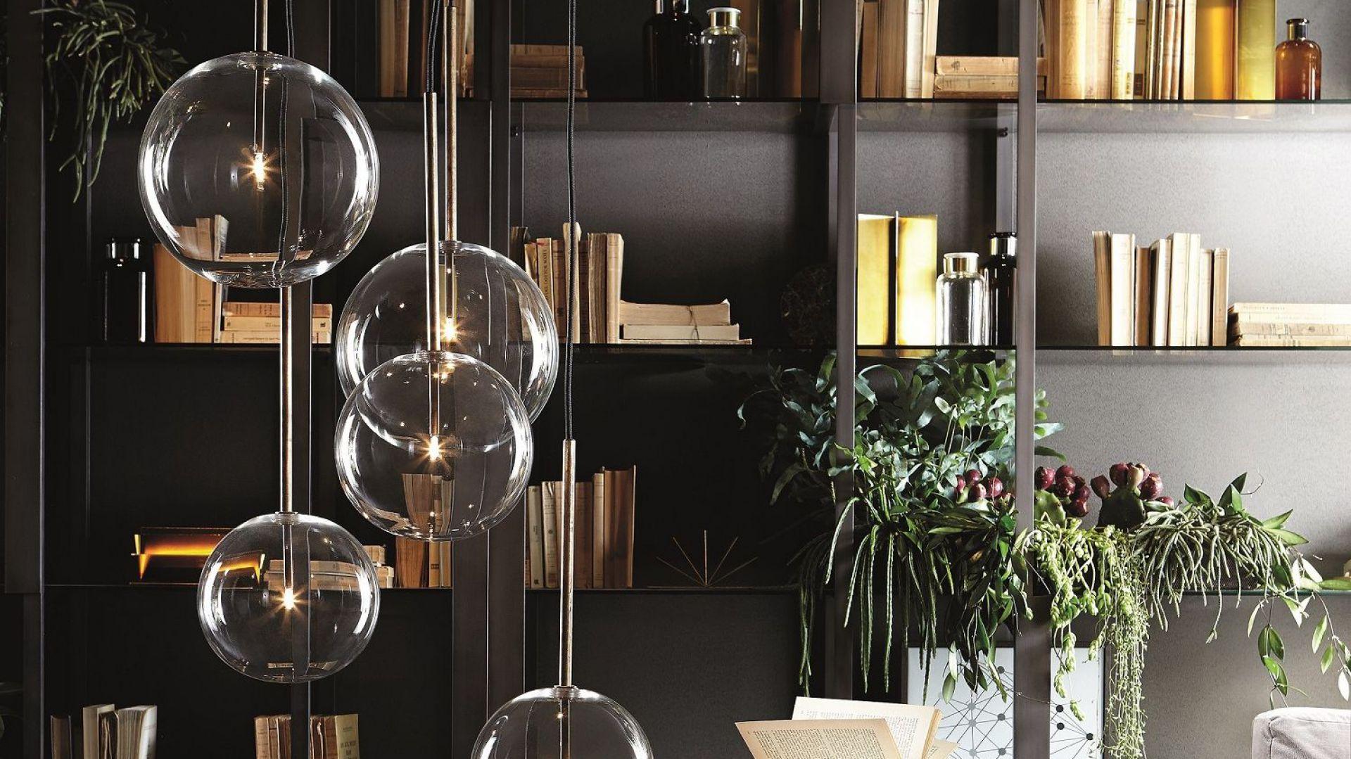 Lampy z kolekcji Bolle. Projekt: Gallotti & Radice. Fot. Gallotti & Radice / Atelier Mesmetric