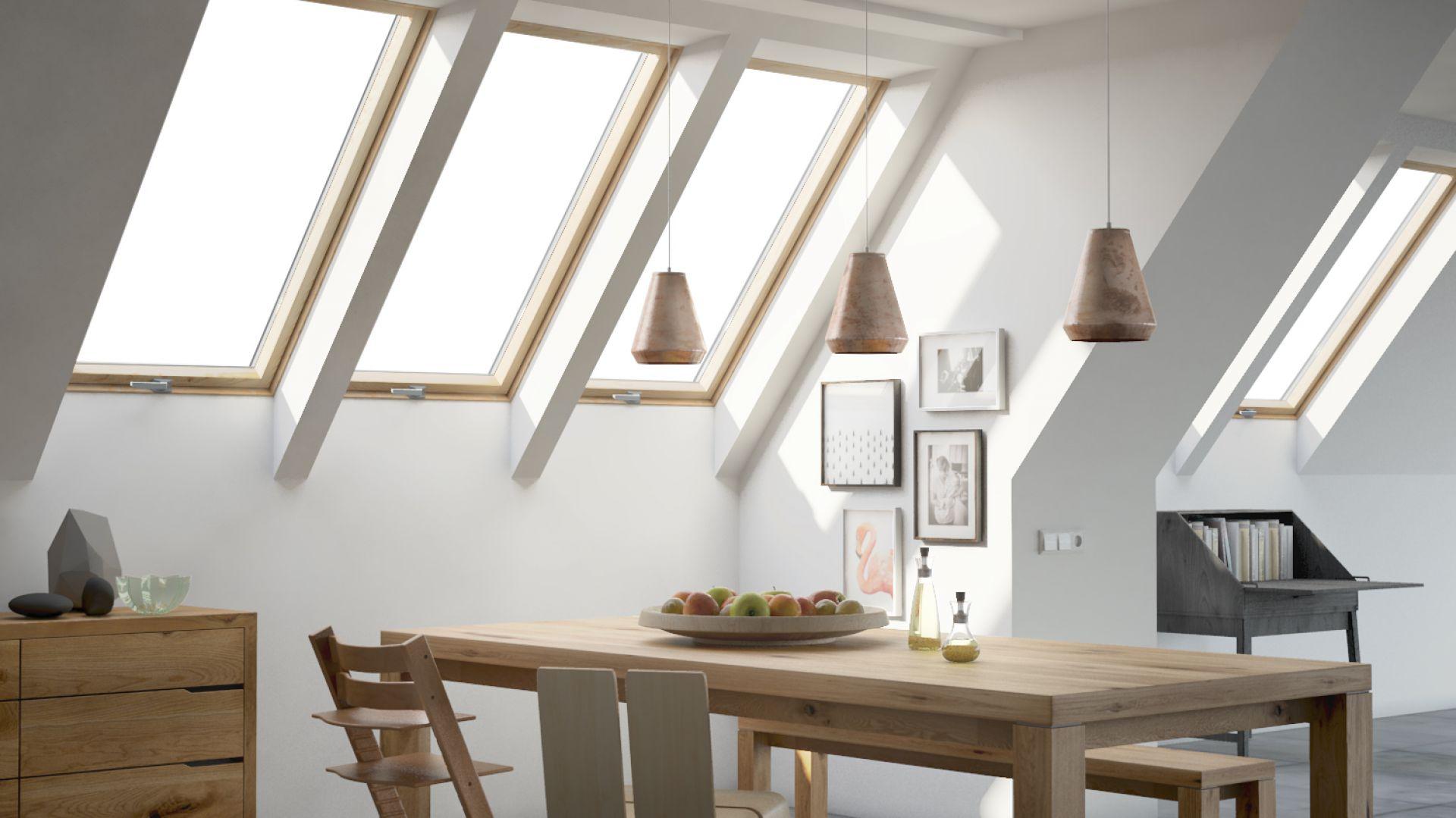 Okna dachowe EnergyLite. Fot. 4IQ