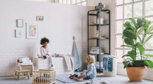 Mebelki, tekstylia i zabawki, które zachęcą malucha do kreatywnej zabawy. Wszystkie inspirowane jesiennymi kolorami.