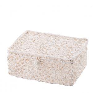 Szkatułka Crochet. Cena: ok. 39 zł, home&you