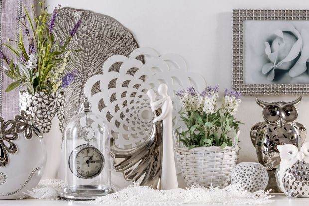 Koronki we wnętrzu - nowa kolekcja dodatków dekoracyjnych