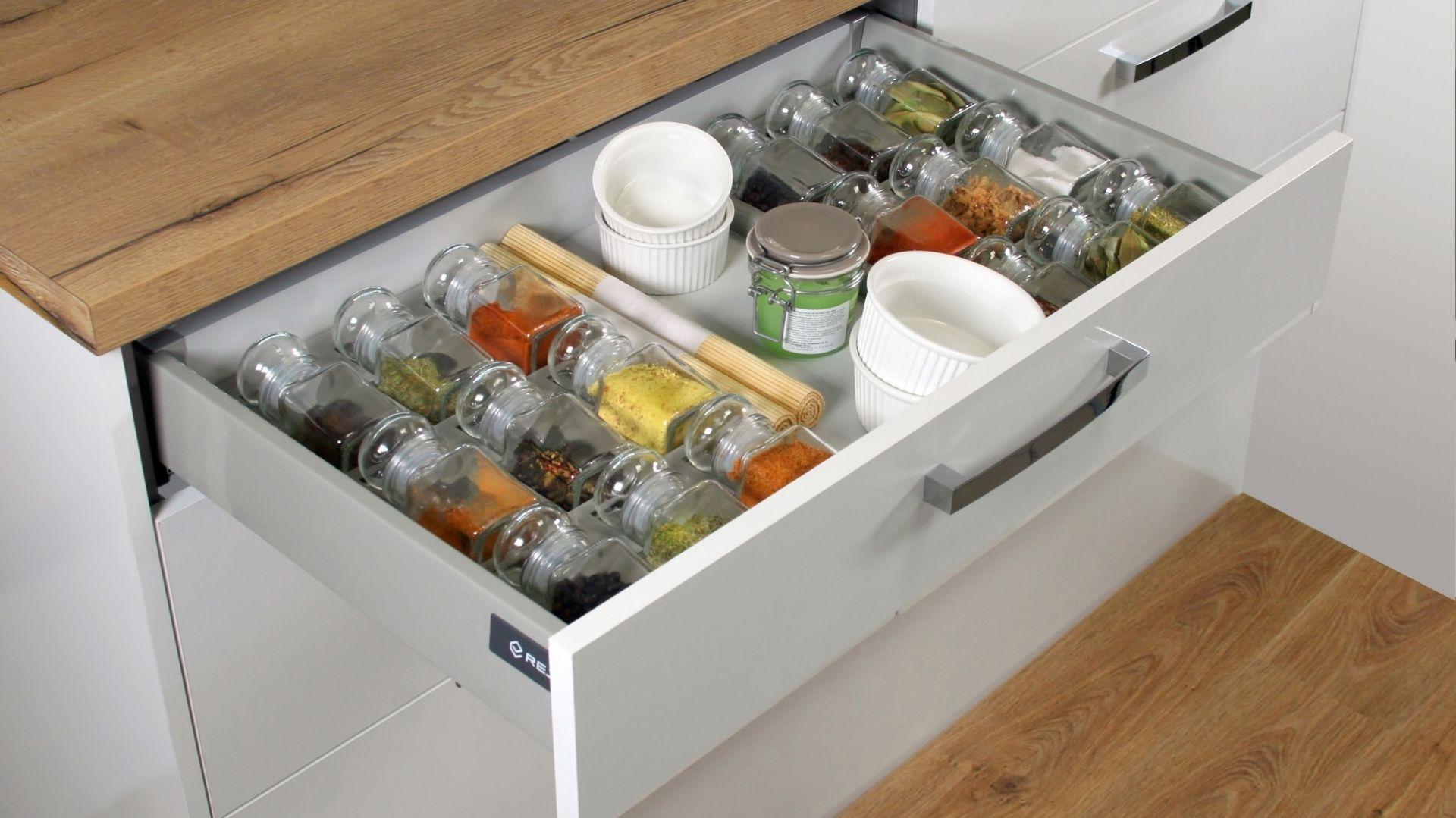 Przechowywanie W Kuchni Wybierz Praktyczne Szuflady
