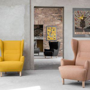 Fotele Marbet Style MUNO. Mat. prasowe