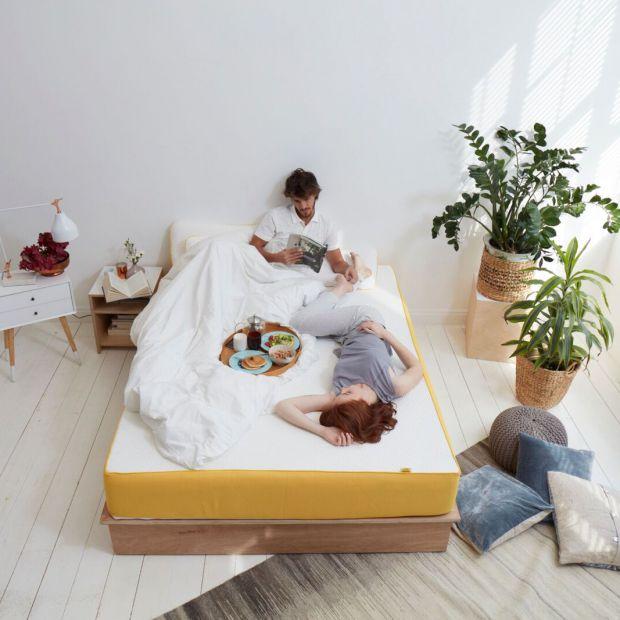 Nowoczesna sypialnia. Wybierz prawdopodobnie najwygodniejszy materac świata