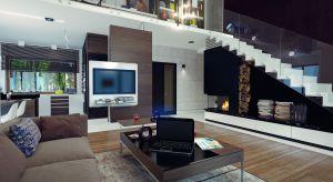 Endo 3 to duży, blisko 190-metrowy, dom jednorodzinny, parterowy z użytkowym poddaszem. Urzeka zastosowanymi rozwiązaniami wewnątrz, jak i na zewnątrz budynku.