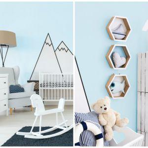 Aranżacja pokoju dziecięcego: malujemy ściany. Fot. Bondex