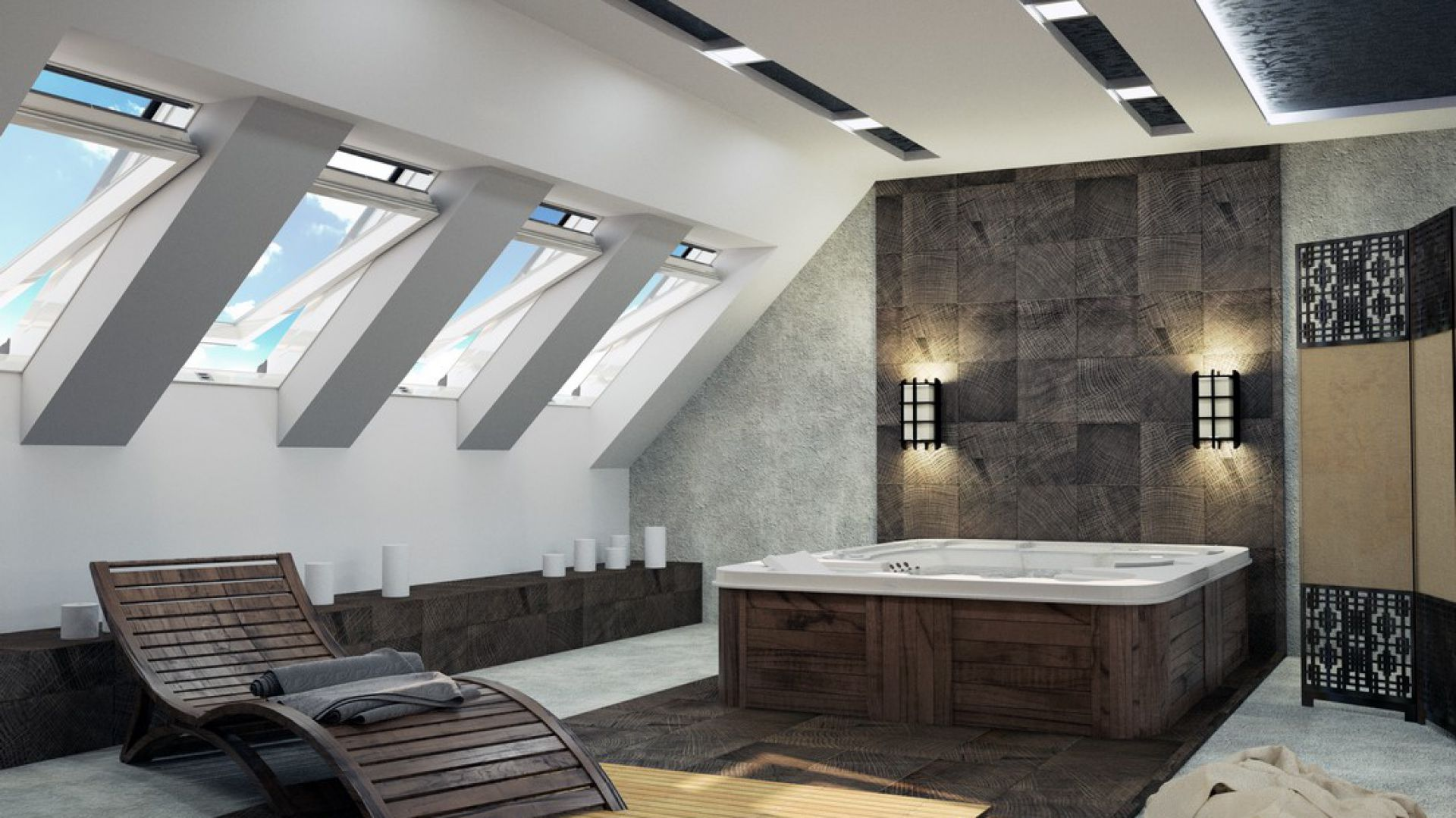 Okna Dachowe Do Kuchni I łazienki Zobacz Nowości