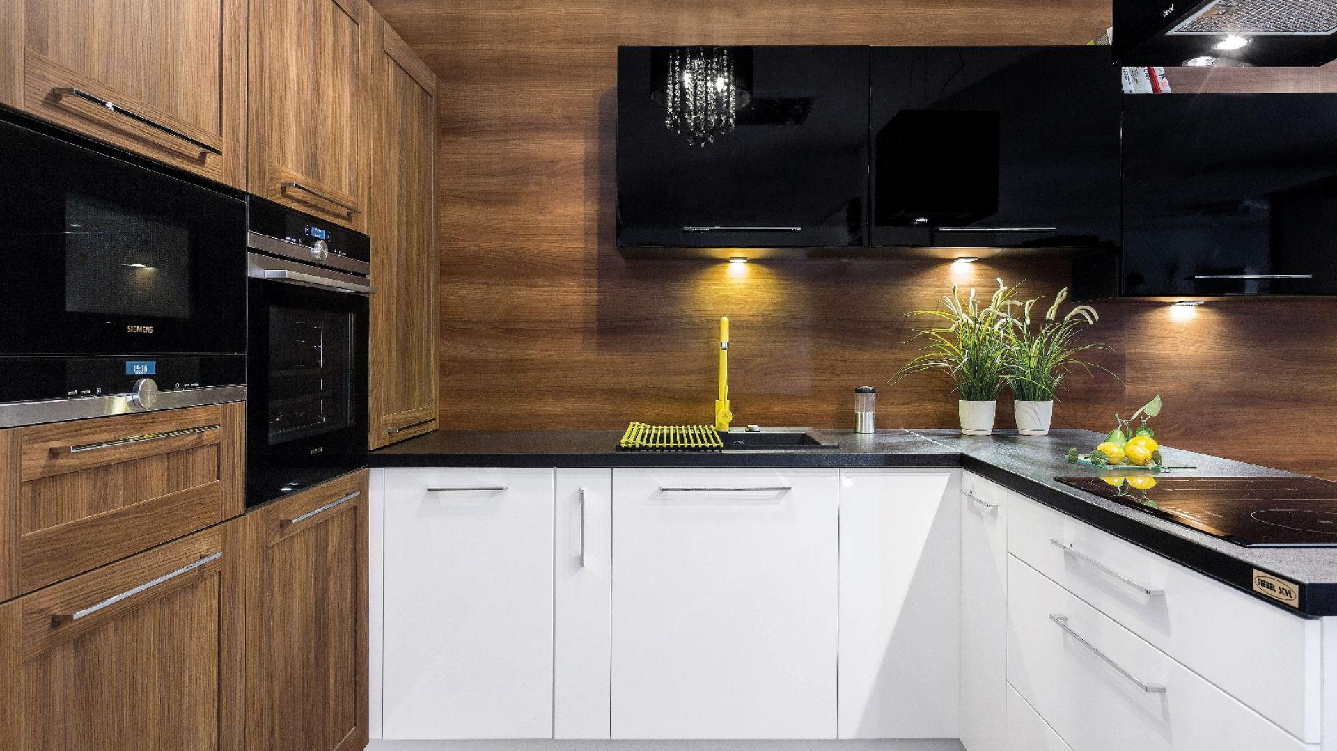 Blat roboczy w kuchni. Fot. Studio Max Kuchnie Mebel Styl