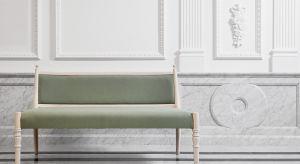 Umiejętnie połączony funkcjonalny design z pasją do drewna i rzemiosła artystycznego. Włoska marka oferuje wyrafinowane kolekcje krzeseł, foteli i niewielkich sof.