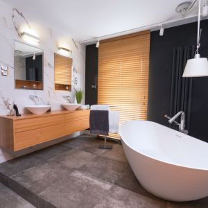 Nowoczesny 100-metrowy apartament dla dwojga: Bursztynowy apartament z Rzeszowa. Fot. Viva Design/Dekorian