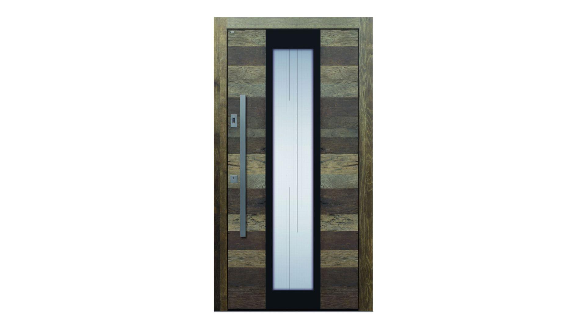 Seria drzwi TOPIC Altholz/Internorm. Produkt zgłoszony do konkursu Dobry Design 2018