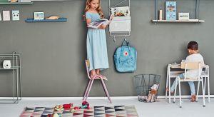 Nowa kolekcja mebli do pokoju dziecięcego to ciekawe propozycje kolorystyczne: matowe odcienie fioletu, oliwkowego, niebieskiego.