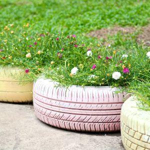 Ogrodnicze Diy Pomysły Na Ciekawe Dekoracje