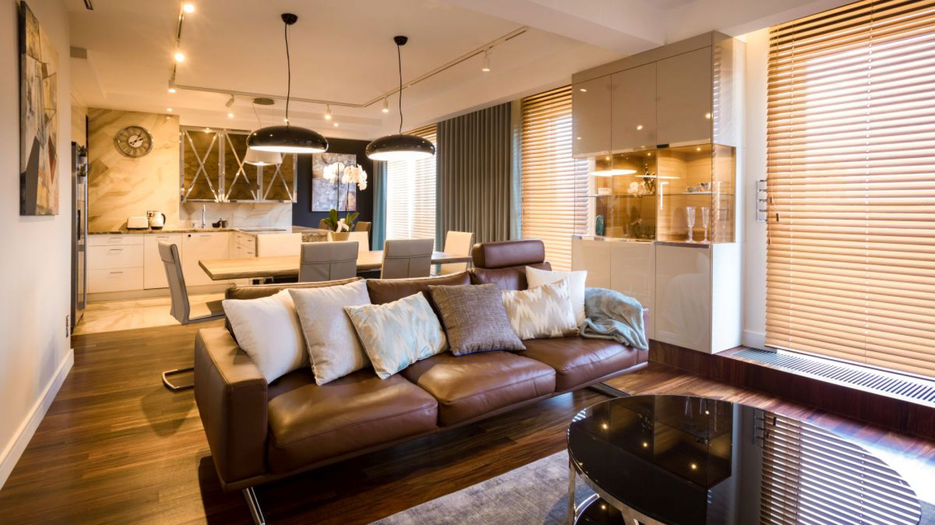 Bursztynowy apartament Fot. Viva Design