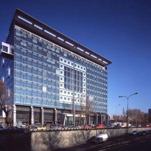 Budynek biurowy Focus w Warszawie, fot. Kuryłowicz & Associates