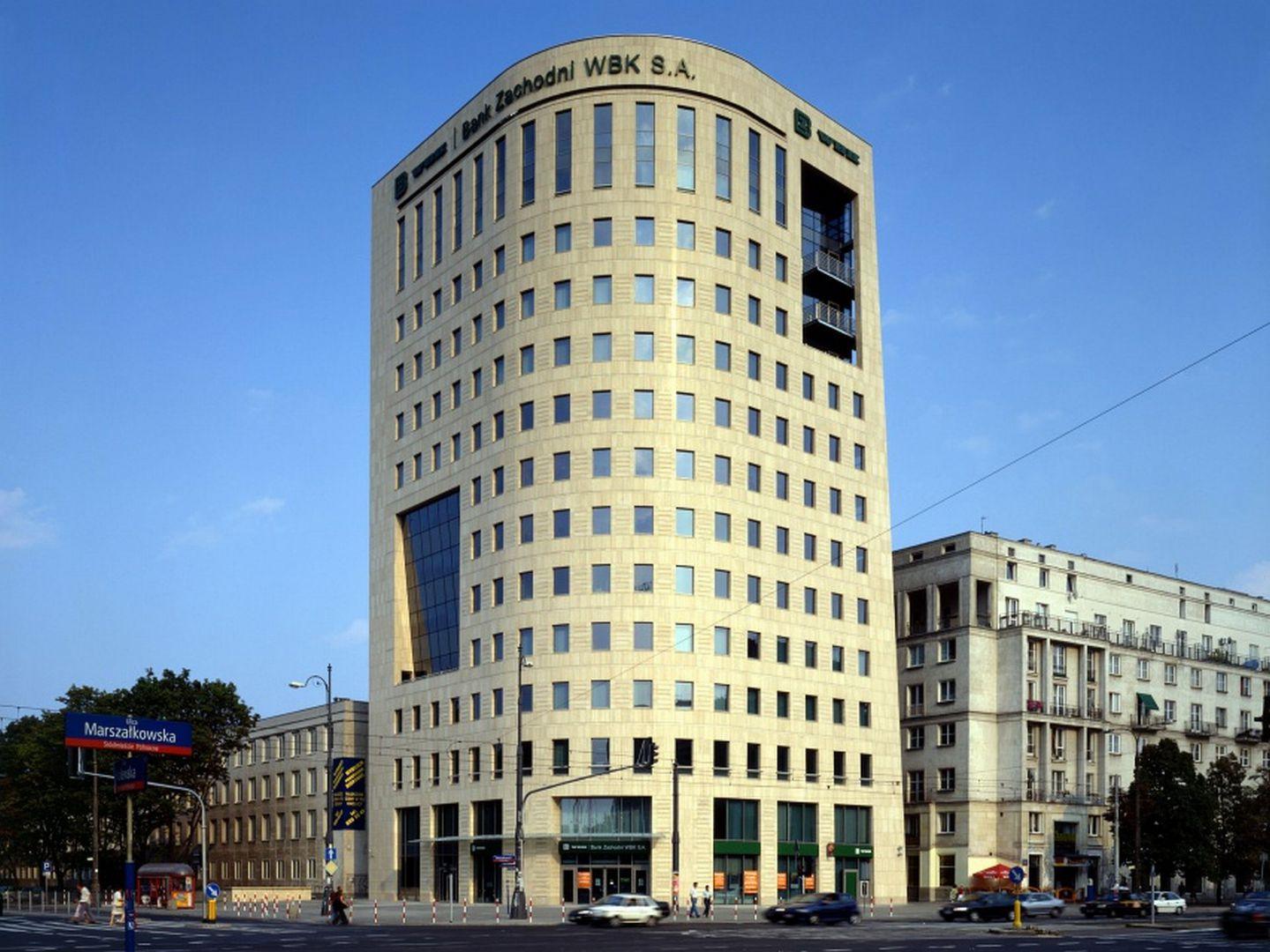 Budynek biurowy Królewska w Warszawie, fot. Kuryłowicz & Associates