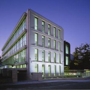 Budynek biurowy Wolf Nullo w Warszawie fot. Kuryłowicz & Associates