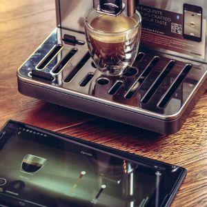 Jaśminowe espresso. Fot. Saeco