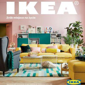 Nowy katalog IKEA: trendy we wnętrzach na 2018 r. Fot. IKEA