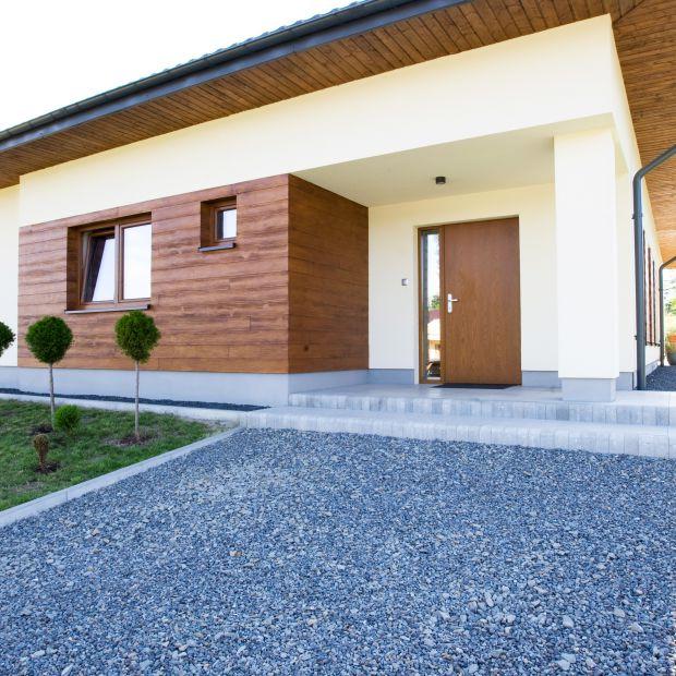 Nowy trend: gładka elewacja domu