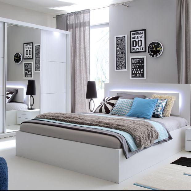 Modna sypialnia. 5 trików, które ją odmienią