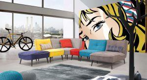 Wygodna sofa to mebel, na którym chętnie spędza czas cała rodzina. Zobacz, jakie modele są teraz modne.