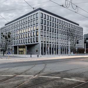 Budynek usługowo biurowy Green Day, Wrocław. Fot. Maciej Lulko.