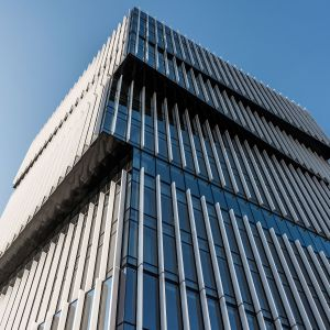 Silver Tower Centre, Wrocław. Fot. Maciej Lulko.