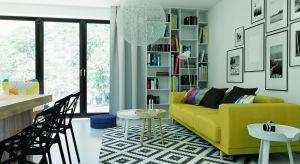 Mieszkanie utrzymane w jasnym, minimalistycznym stylu, z domieszką retro. Dominujące kolory to odcienie bieli, drewna i kolorowe akcenty.