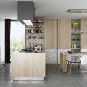 Fronty z wzorami dodadzą kuchni stylu. Fot. Komandor