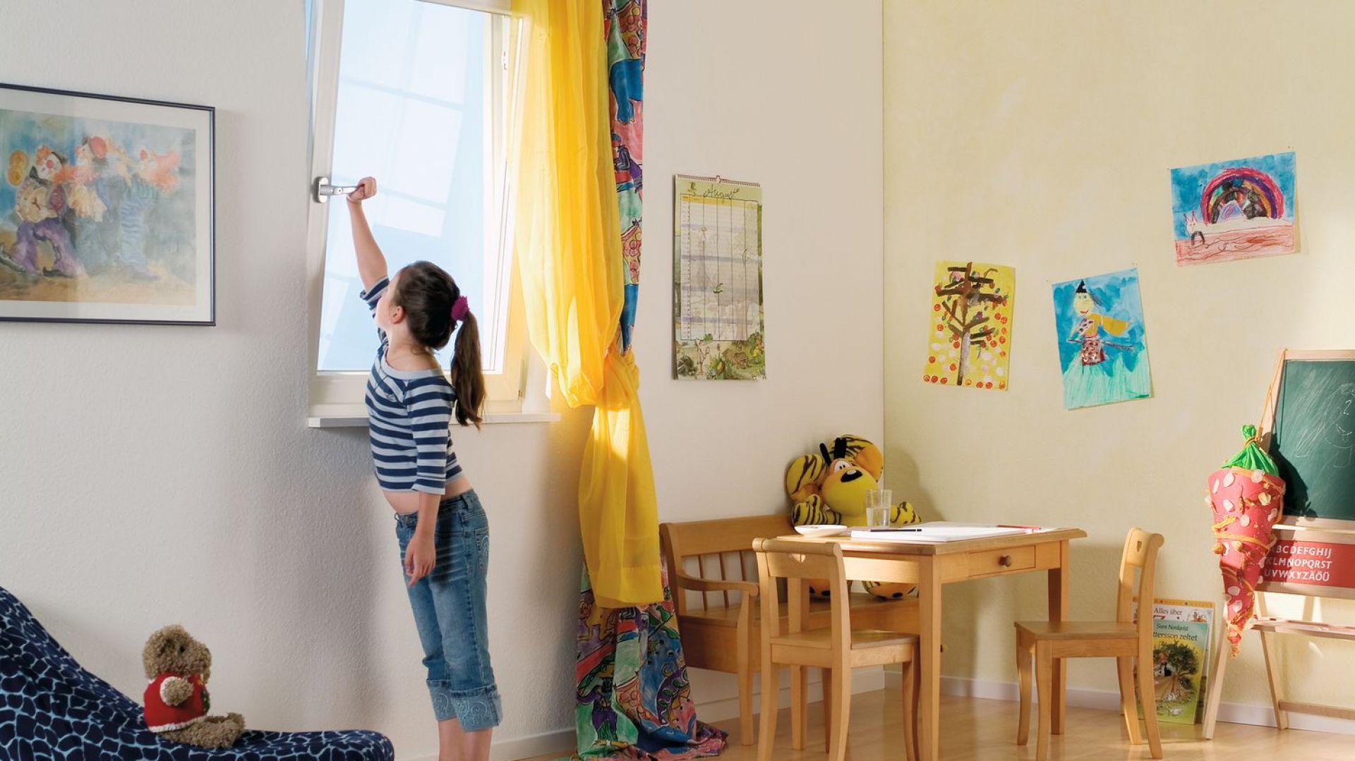 Dom bezpieczny dla dziecka. Fot. Budvar Centrum
