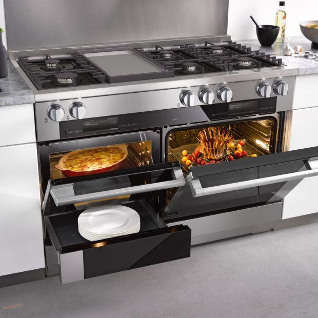 Nowość do kuchni: strefa gotowania i pieczenia w jednym urządzeniu