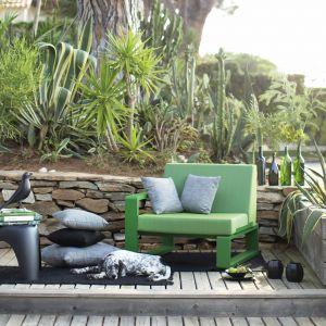 Garden party: meble z kolekcji Kama. Fot. Ego Paris