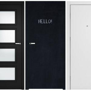 Konstrukcja drzwi wejściowych i wewnętrznych. Fot. Inter Door