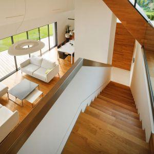 Wyjątkową ozdobą są schody i elementy oświetlenia. Fot. Tomasz Zakrzewski