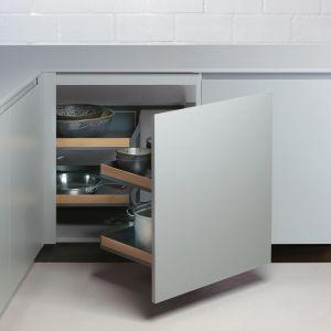 Modna kuchnia: akcesoria w kolorze antracytu. Fot. Peka