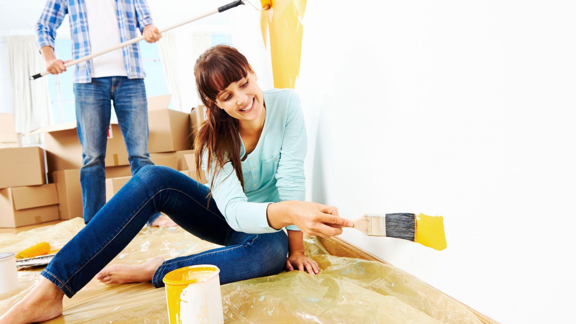 Sprzątanie po remoncie dzięki odpowiednim środkom będzie szybkie i łatwe. Fot. Worwo
