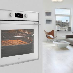 Piekarnik Teka WISH HLB 840 WHITE/Teka. Produkt zgłoszony do konkursu Dobry Design 2018.