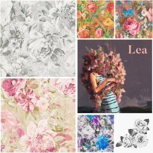 Kolekcja Lea/Toptextil. Produkt zgłoszony do konkursu Dobry Design 2018.