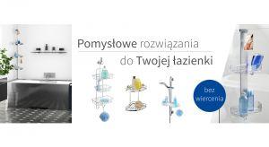 Czym byłaby łazienka bez dodatków? Jeśli szukacie czegoś ciekawego w atrakcyjnej cenie, zapraszamy do odwiedzenia sklepu internetowego Emako.pl