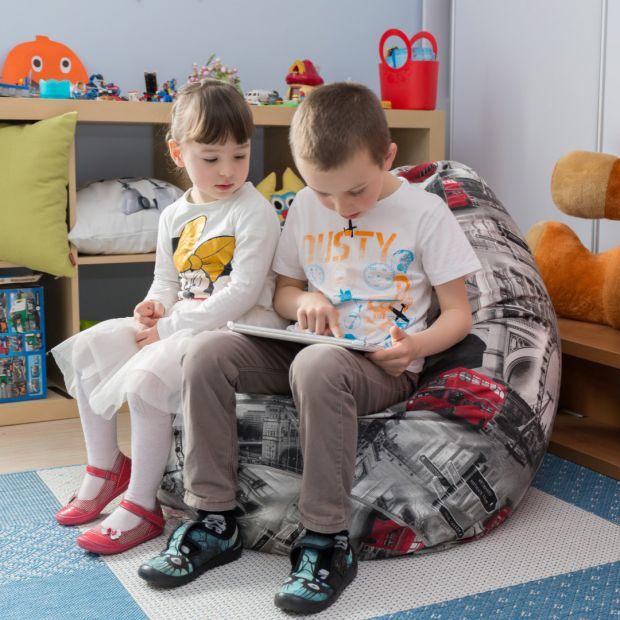 Worek do siedzenia, czyli idealny dodatek do pokoju dziecka