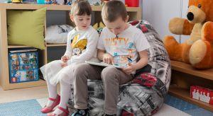 Dobre biurko i krzesło w pokoju dziecka to nie wszystko. Ciekawym rozwiązaniem są worki do siedzenia i pufy, które pełnią funkcje leżaków. Meble odciążą kręgosłup ucznia i pomogą mu zachować wygodną pozycję ciała.