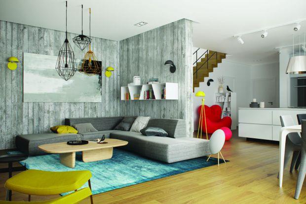 Nowoczesny dom z płaskim dachem: piękny projekt i wnętrza
