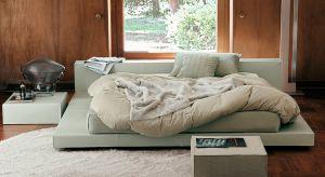 Elegancka sypialnia wymaga odpowiedniej oprawy. Łóżka o okrągłych kształtach, przypominające wyspy będą ozdobą całego wnętrza.