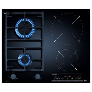 Płyta indukcyjno-gazowa TWIN IG 620 2G AI AL/Teka. Produkt zgłoszony do konkursu Dobry Design 2018.