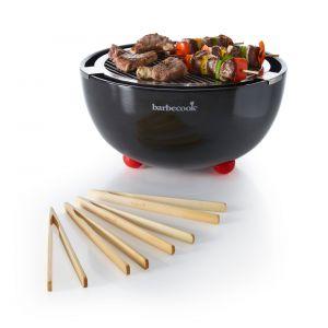Joya to grill stołowy wykonany jest z wysoko gatunkowej ceramiki. Fot. Barbercook