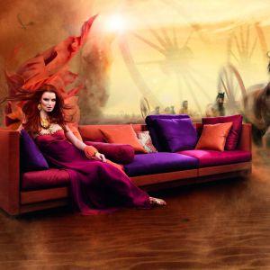 Sofa Cocoon. Fot. Eilersen